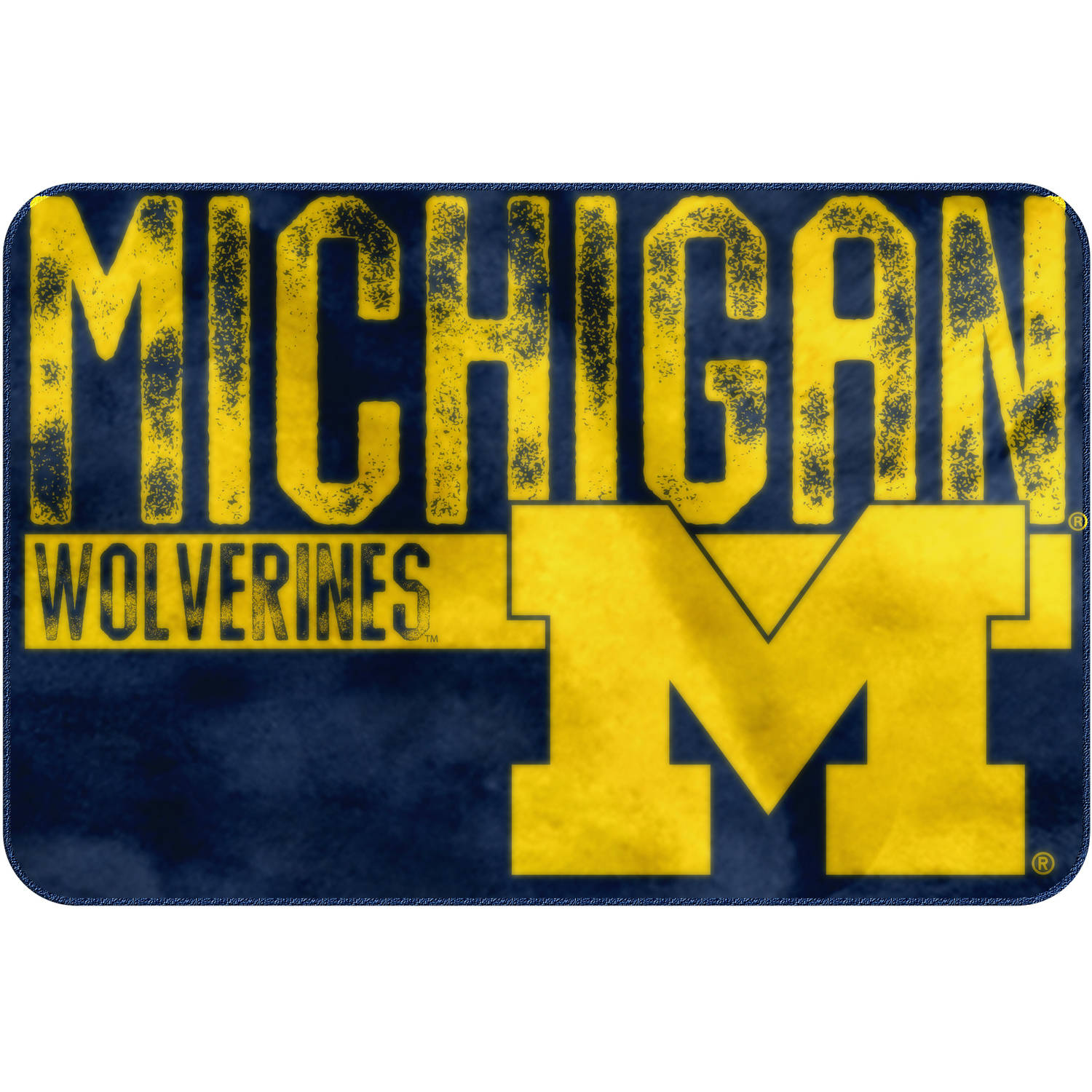 Multicolor The Memory Company NCAA University of Maryland Colored Logo Door Mat One Size