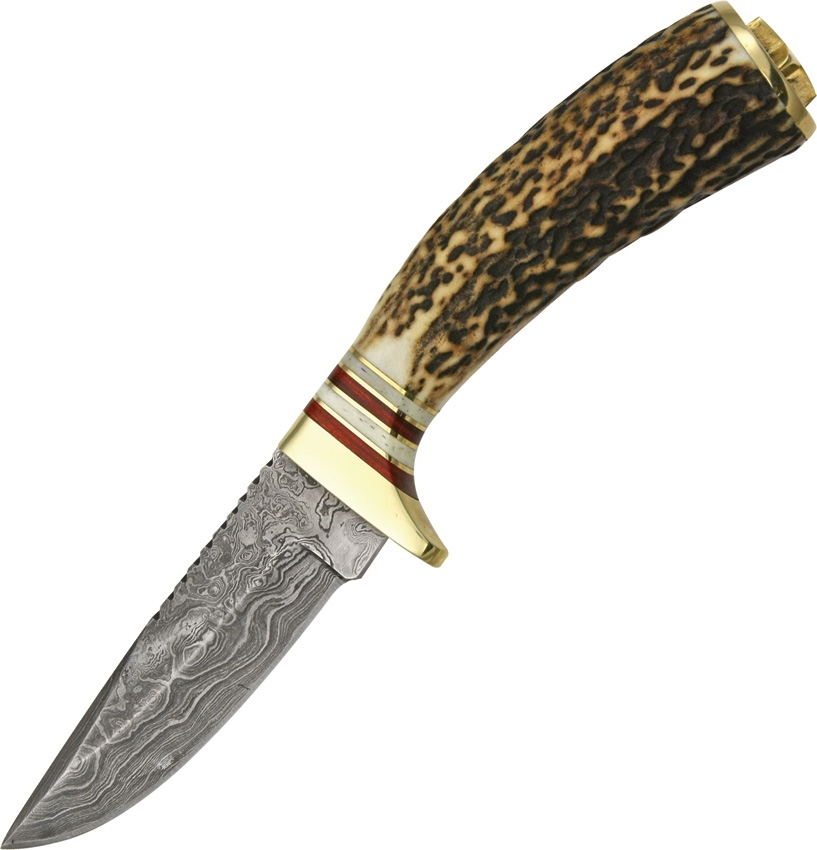 Szco Supplies White Tail Skinner Hunting Knife Multi-Colored