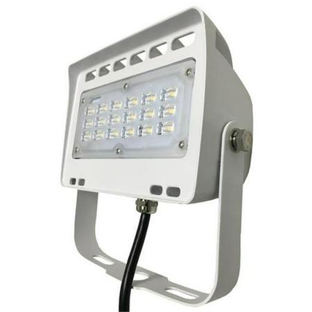 Morris Products 71139A LED ECO-Flood Light with Yoke, 3000K - Bronze - image 1 of 1