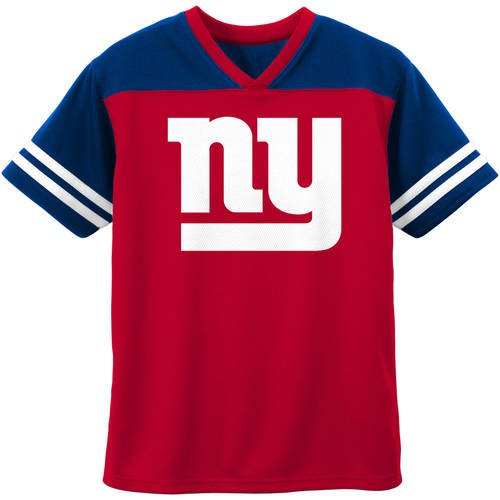 NFL New York Giants Youth Short Sleeve Graphic Tee