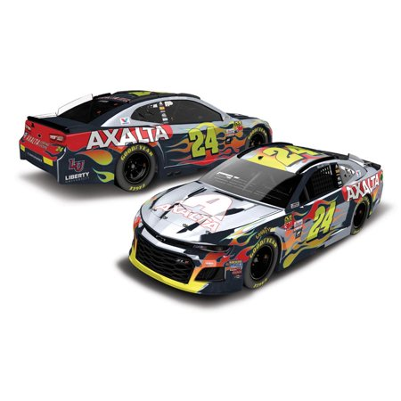 Lionel Racing William Byron #24 Axalta Coating Systems 2018 Color Chrome Chevrolet Camaro NASCAR Diecast 1:24 Scale ()