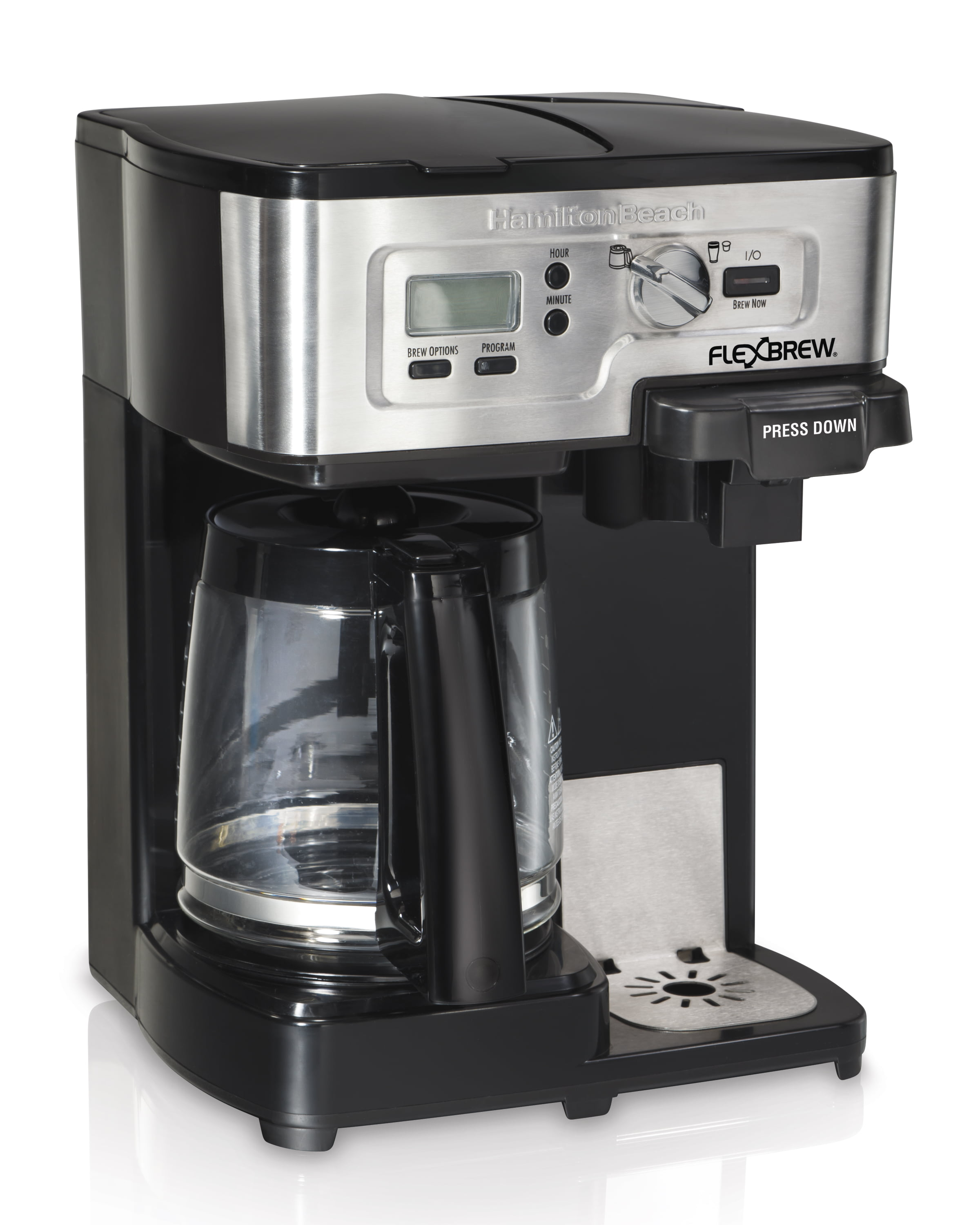 Hamilton Beach FlexBrew Way Coffee Maker Model - 5 most unique coffee shops in hamilton on