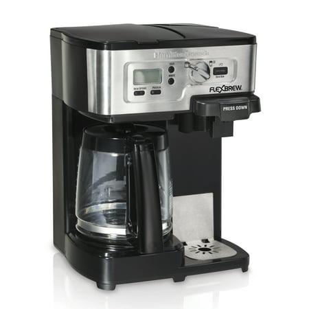 Hamilton Beach Flexbrew 2 Way Coffemaker   Model  49983