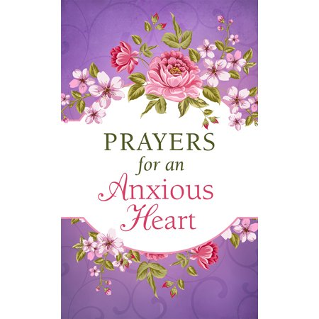 Heart Shape Prayer Box (Prayers for an Anxious Heart)