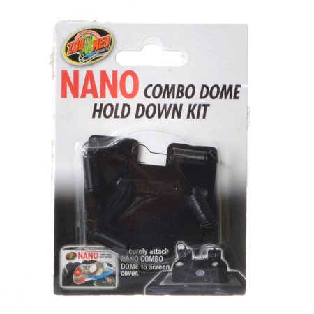 Zoo Med Nano Combo Dome Hold Down Kit 1 Pack Nano Combo Pack