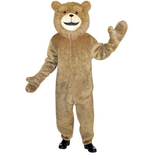Ted Jumpsuit Adult Halloween Costume