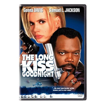 The Long Kiss Goodnight (DVD) (All The Halloween Kills)