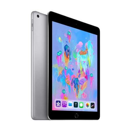 Apple iPad (6th Gen) 128GB Wi-Fi (Compare Ipad Air And Ipad Air 2)