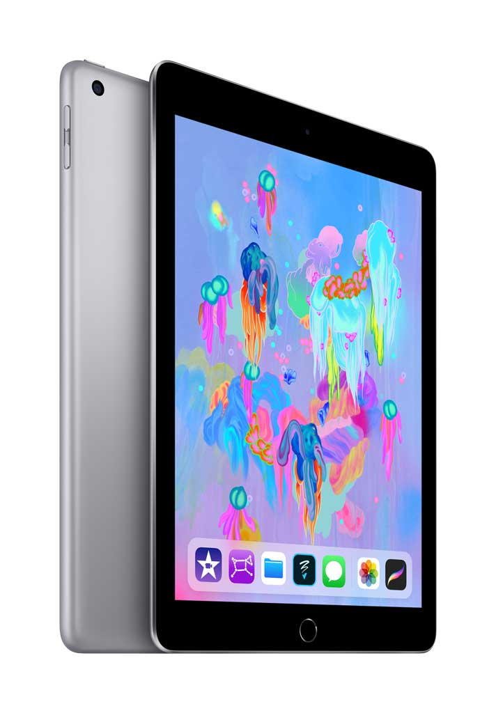 Image of the 6th Generation iPad