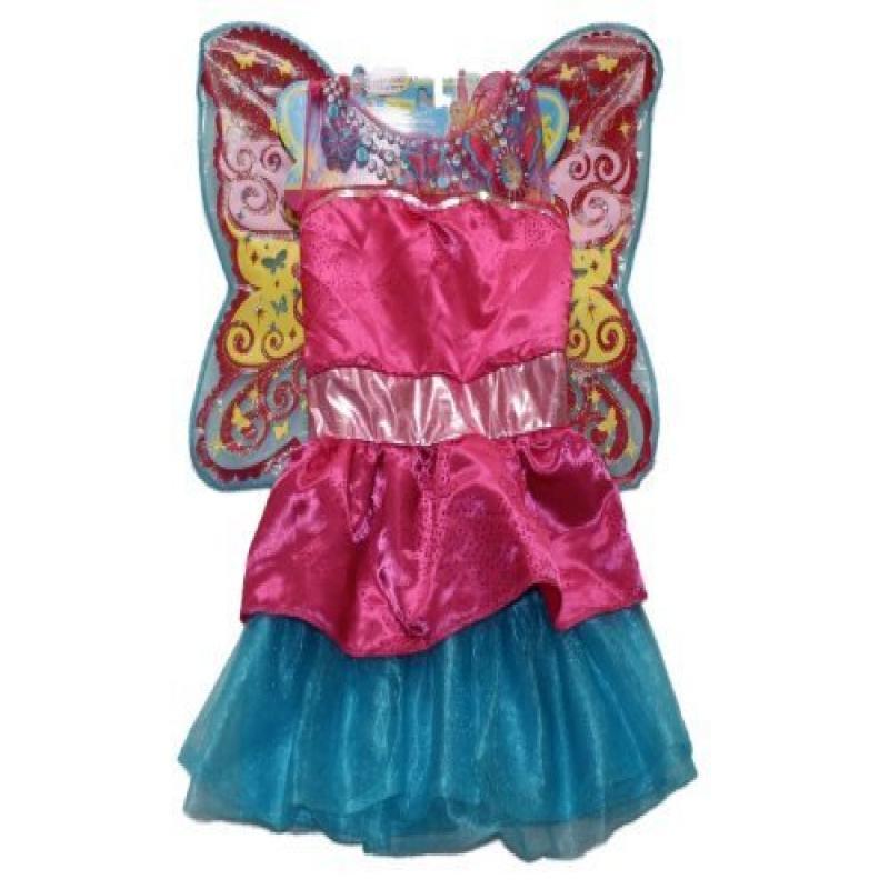 Barbie a Fairy Secret Fairy Dress Fits Sizes 4-6x