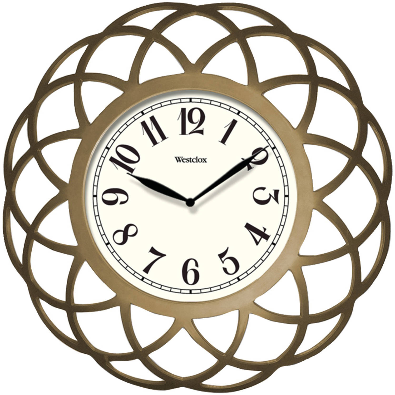 Westclox 32929 14 spiral wall clock walmart amipublicfo Choice Image