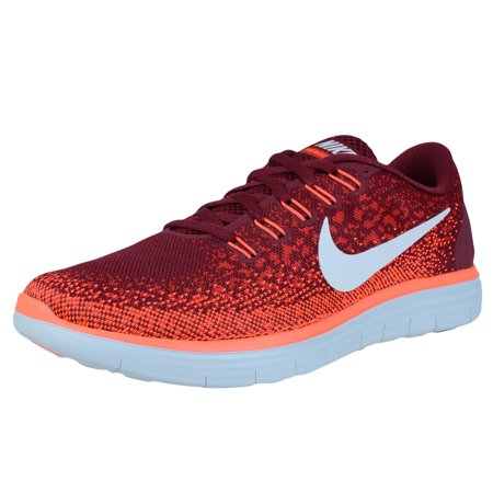 eefdfa00415 Nike - NIKE FREE RN DISTANCE SNEAKERS TEAM RED OFF WHITE 827115 601 ...
