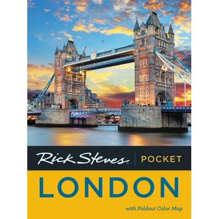 Rick Steves Pocket London: 9781631215612