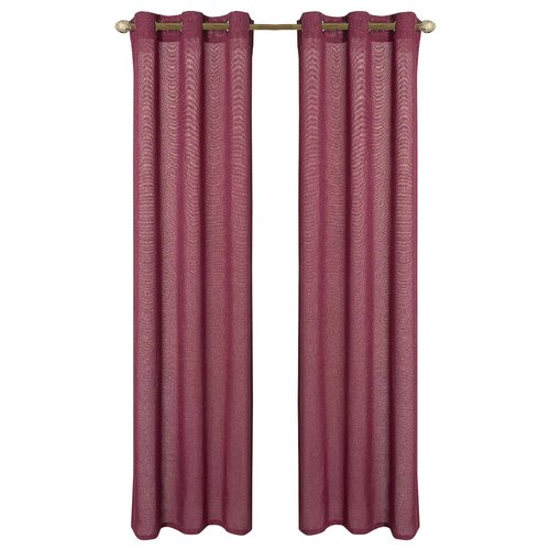 Dainty Home Alivia Outdoor Curtain Panels (Set of 2)