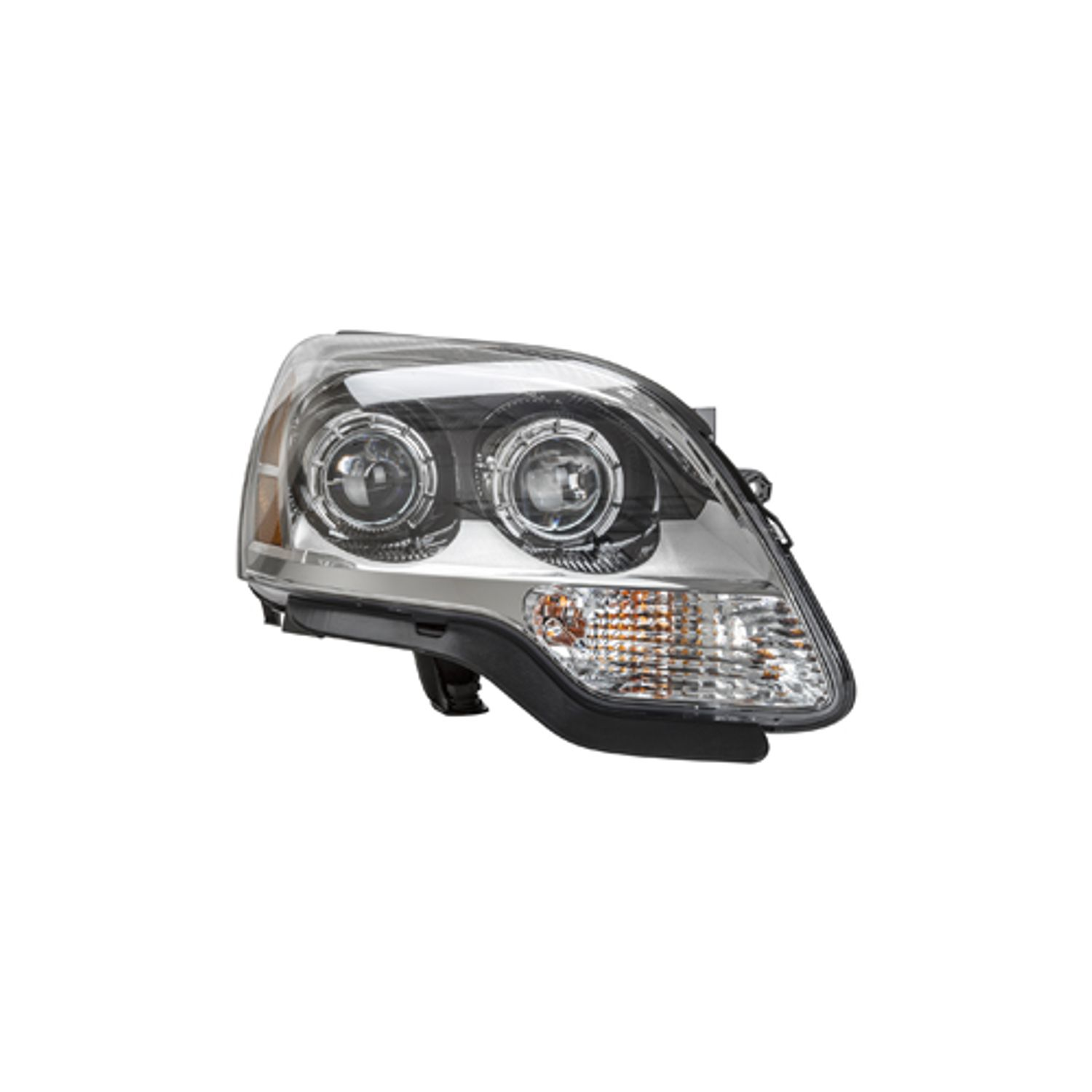 TYC 20-6891-00 GMC Acadia Right Replacement Head Lamp Lights ...