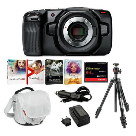 Blackmagic Design Pocket Cinema Camera 4K Content Creator