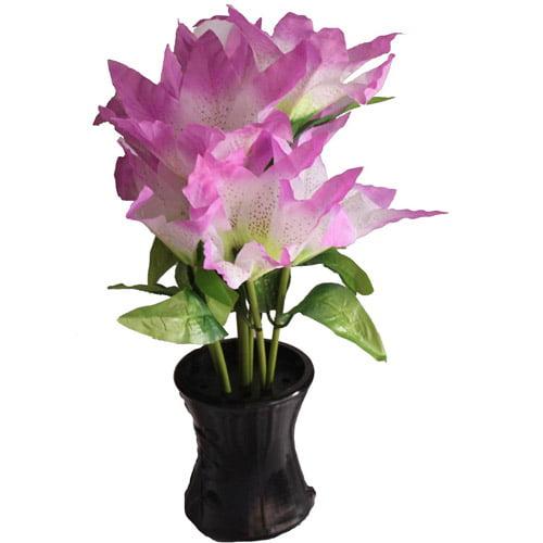Purple Flower Light