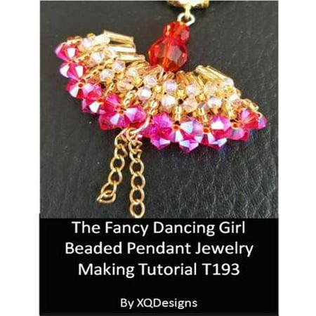 Halloween Craft Tutorials (The Fancy Dancing Girl Beaded Pendant Jewelry Making Tutorial -)