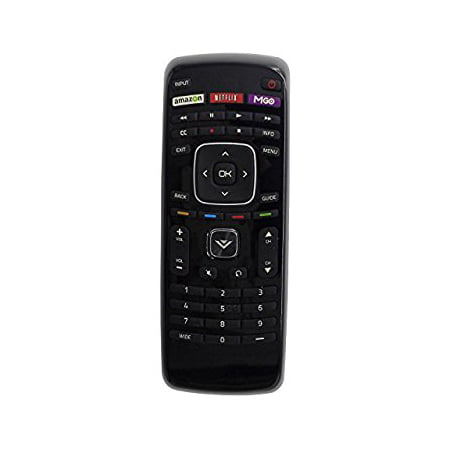 Vizio XRT112 Universal Remote Control for All Vizio Brand Smart TVs - 1 Year Warranty ()