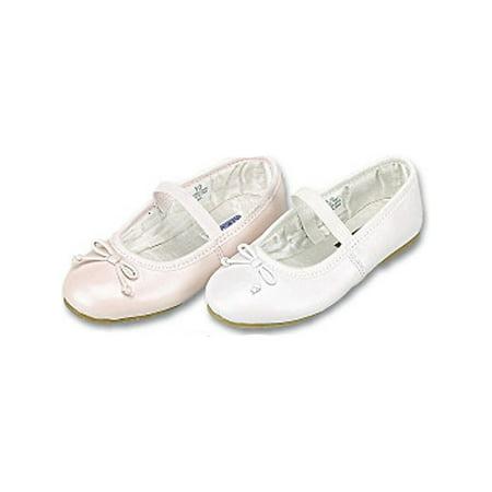 Toddler Little Girls Cute Bow Ballet Slipper Dress Shoes 5-3 for $<!---->