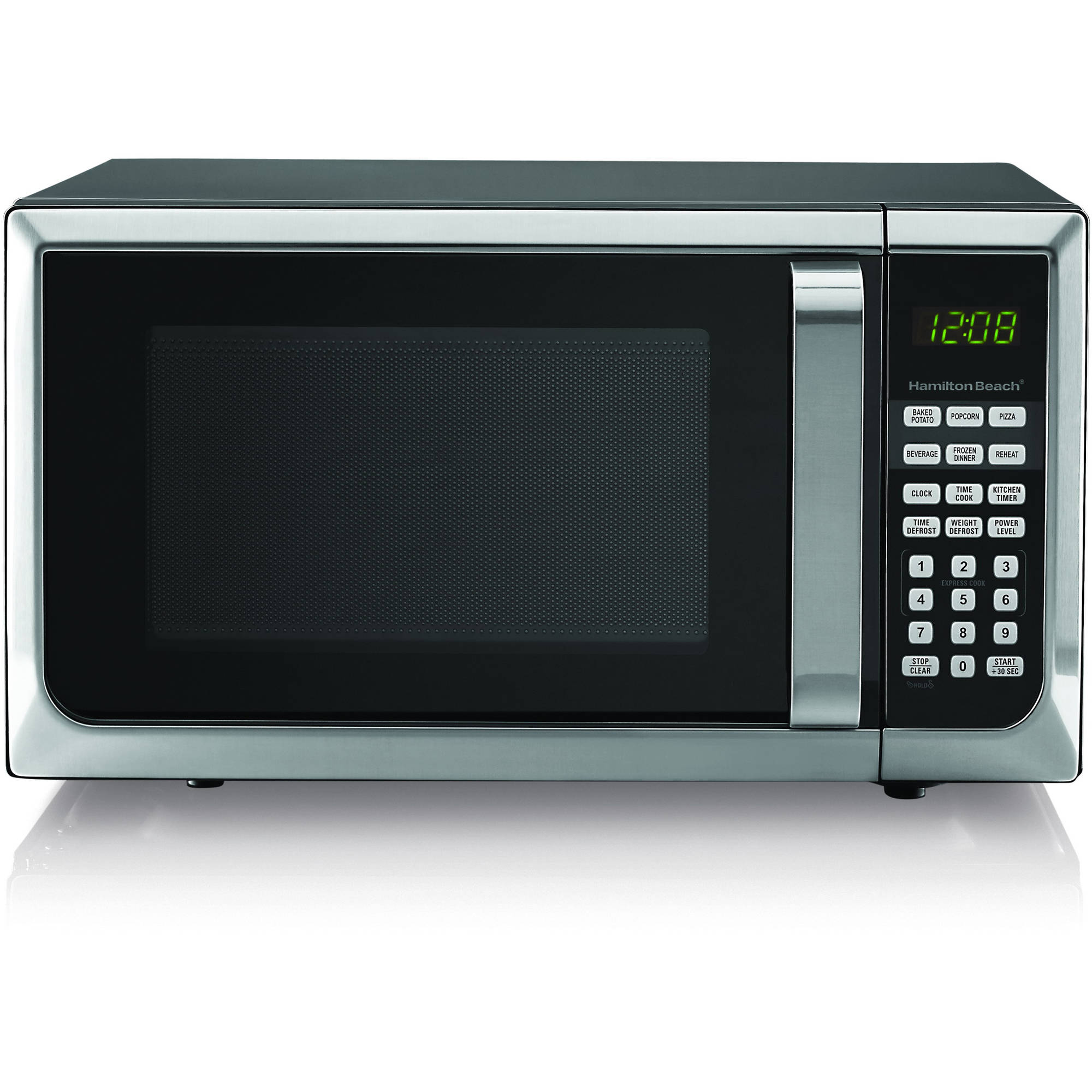 Microwave Oven Stainless Steel New