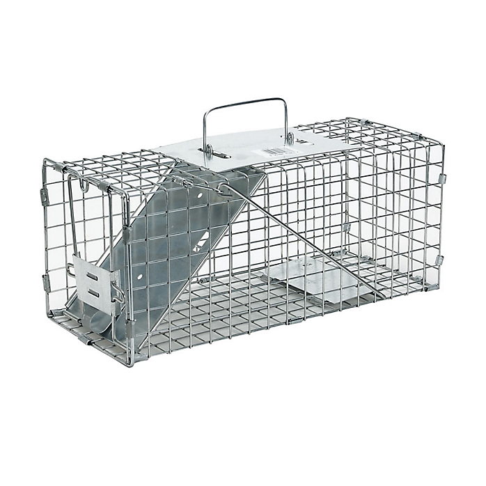 Havahart Live Animal Trap SMALL (17x7x7)- Humane
