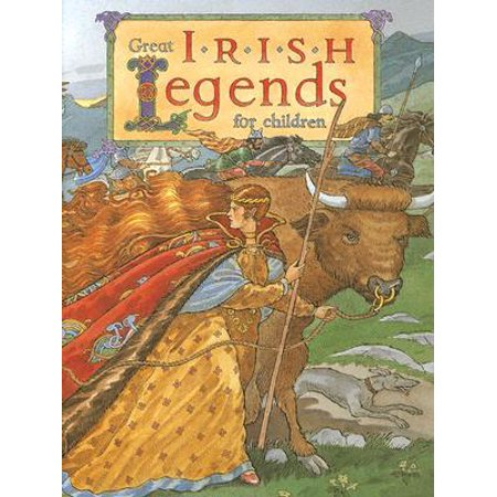 Great Irish Legends for Children (Irish Legends)