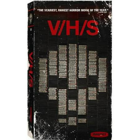 V/H/S (VHS Format)