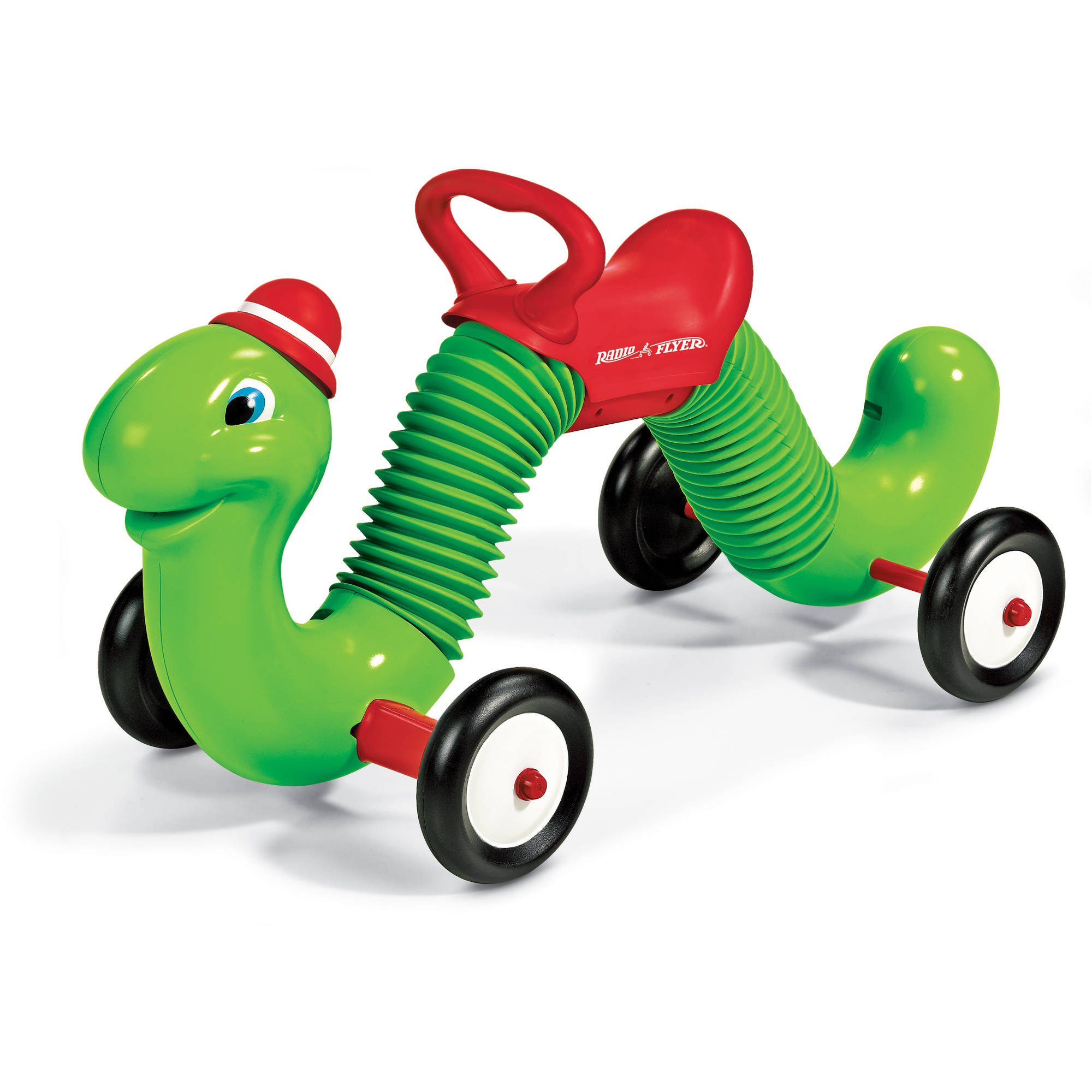 Radio Flyer Inchworm Ride on Walmart