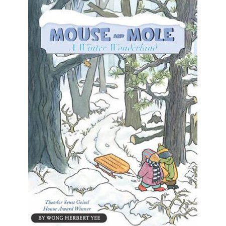 Mouse and Mole, A Winter Wonderland - eBook