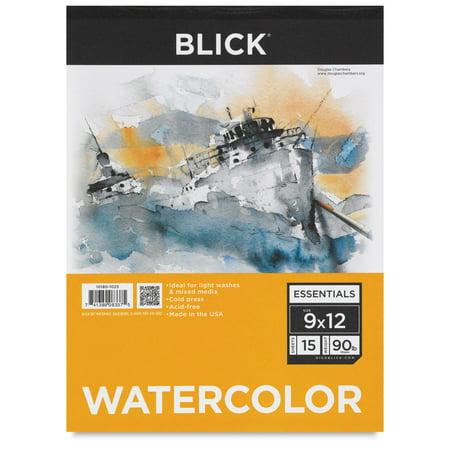Blick Essentials Watercolor Pad - , 9