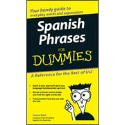 For Dummies: Spanish Phrases for Dummies (Paperback)