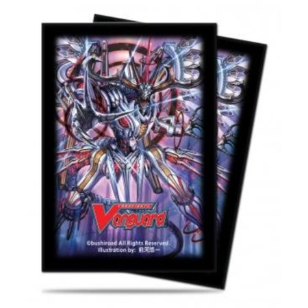 Ultra-Pro Small Cardfight!! Vanguard (CFVG) Sleeves - Star-vader Infinite Breaker Dragon, 55 (Fs Pro Record Breaker Body)