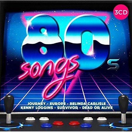 Halloween Songs From The 80s (80s Songs / Various)