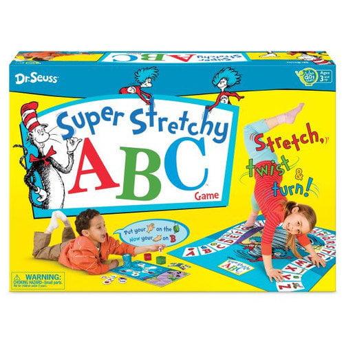 Wonder Forge Dr. Seuss Super Stretchy ABC Game
