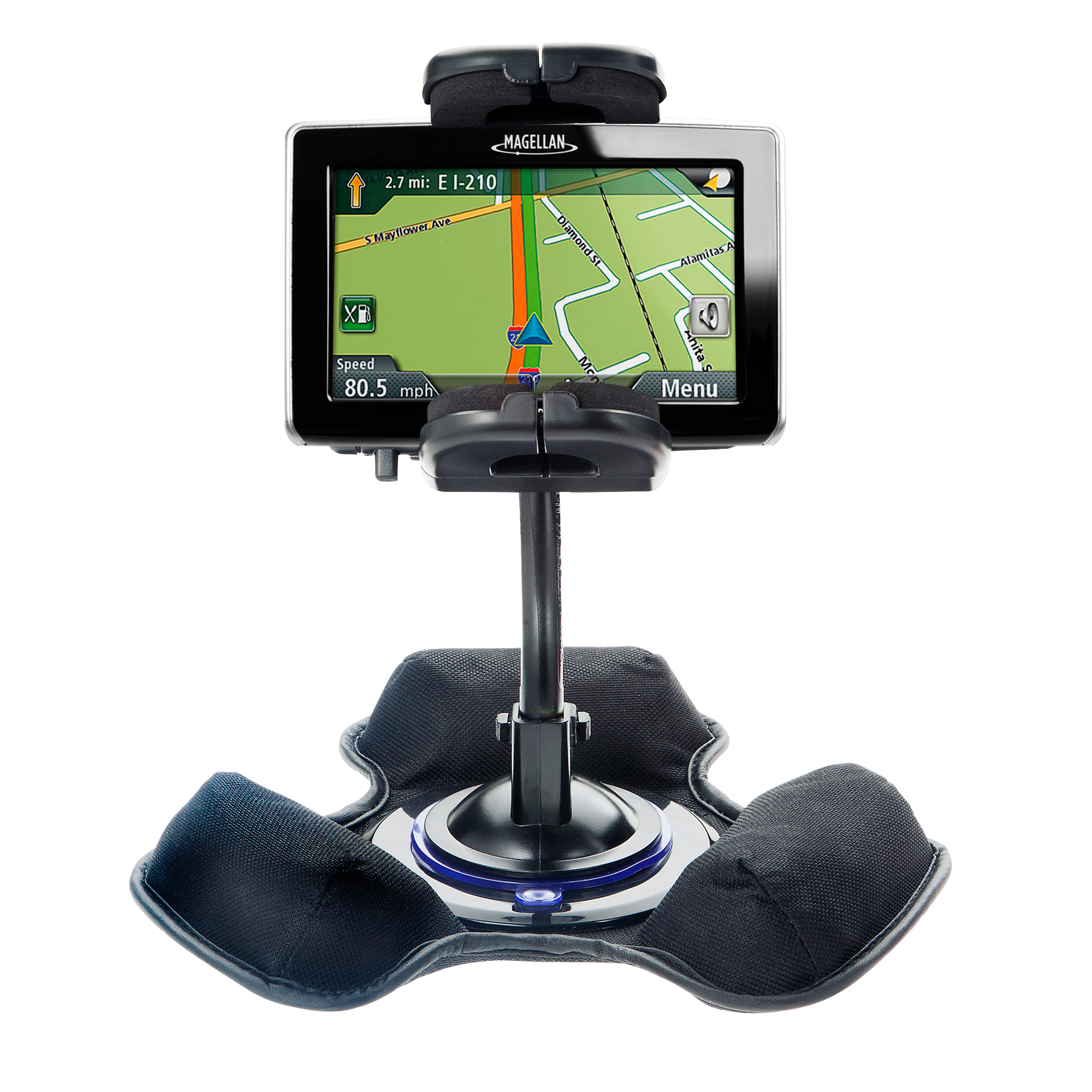 Gomadic Car / Truck Vehicle Holder Mounting System for Ma...