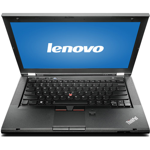 "Lenovo Black 14"" ThinkPad T430 Laptop PC with Intel Core i5-3320M Processor and Windows 7 Professional"