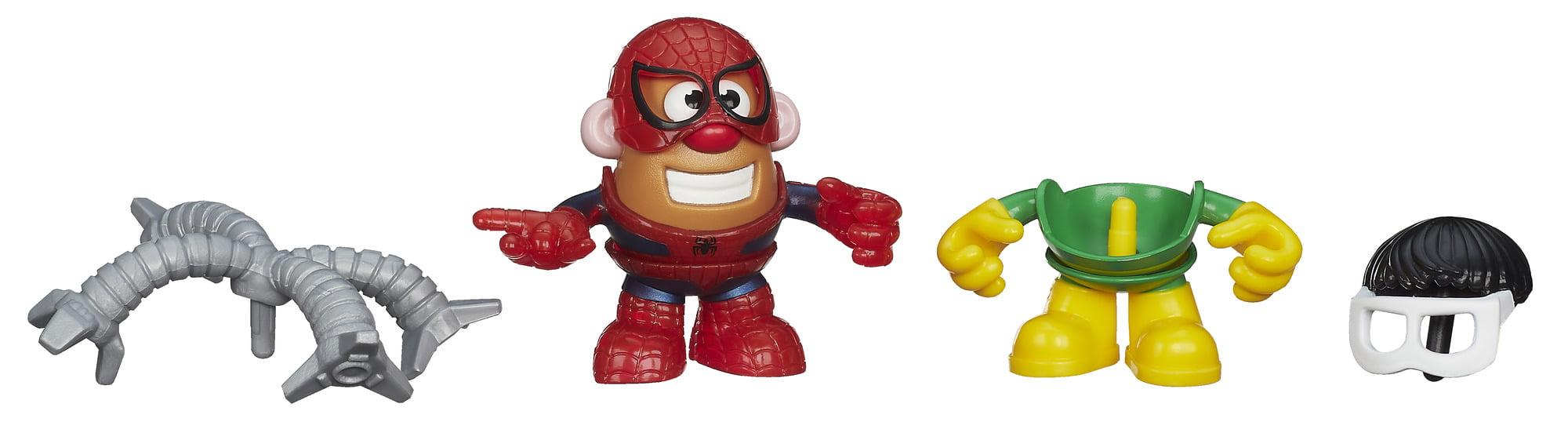 Playskool Mr. Potato Head Marvel Mixable Mashable Heroes as Spider-Man and Doc Ock by Hasbro, Inc