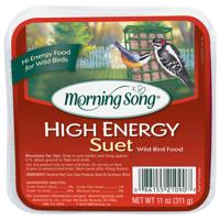 Global Harvest Foods Morning Song High Energy Suet Wild Bird Food