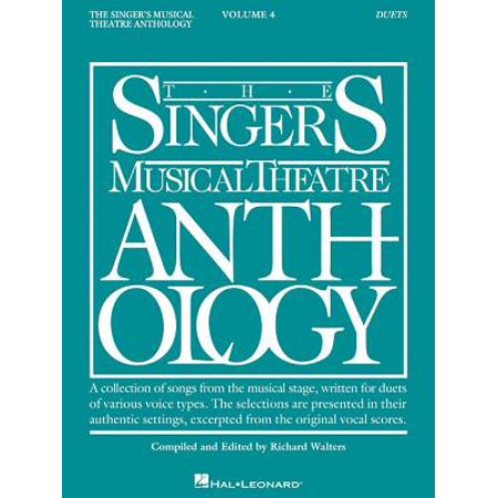 The Singer's Musical Theatre Anthology: Duets - Volume 4 : Book