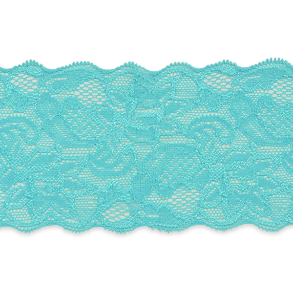 """Expo Int'l 5 Yards of Breanne 3 1/4"""" Stretch Raschel Lace Trim"""
