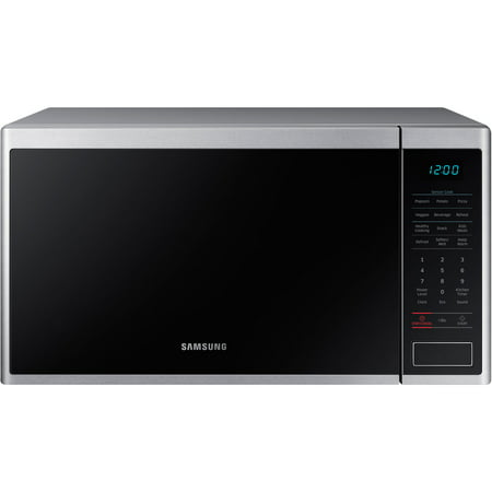Samsung 1.4 cu. ft. Countertop Microwave- Stainless Steel