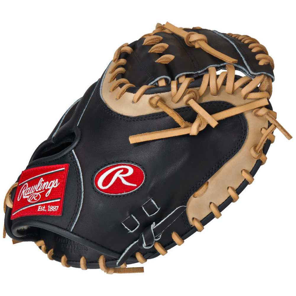 "Rawlings Baseball 34"" Pro Preferred Catchers Mitt RHT PRO..."