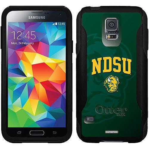 North Dakota State Watermark Design on OtterBox Commuter Series Case for Samsung Galaxy S5