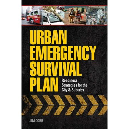 Urban Emergency Survival Plan - City Survival