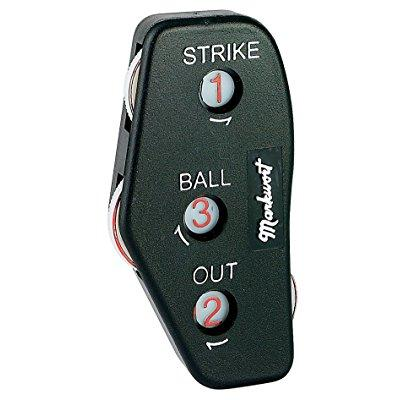 markwort plastic 3-dial umpire indicator (oversized)