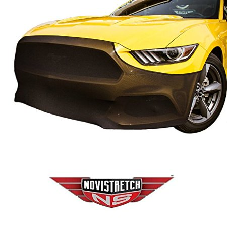 Mustang NoviStretch Front Bra High Tech Stretch Mask Fits: All 6th Gen 2015 and Newer Mustangs (Coquette Bra)