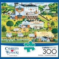 Buffalo Games - Charles Wysocki - Sunny Side Up - 300 Piece Jigsaw Puzzle