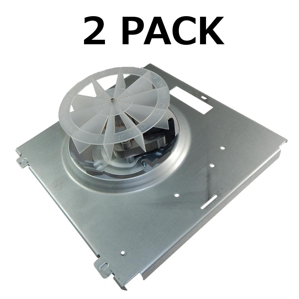 Broan Nutone S0503B000 Bathroom Fan Motor Assembly 2 PACK