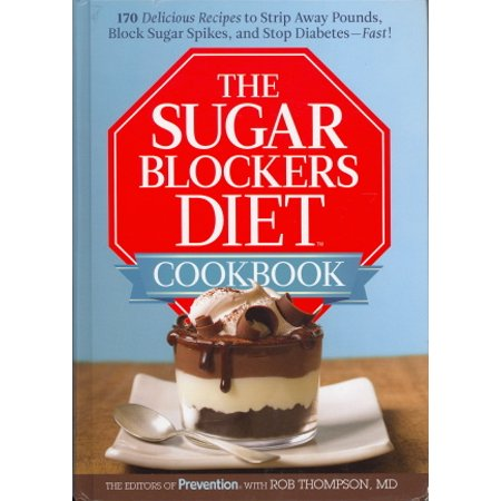 Le sucre Diet Cookbook Bloqueurs